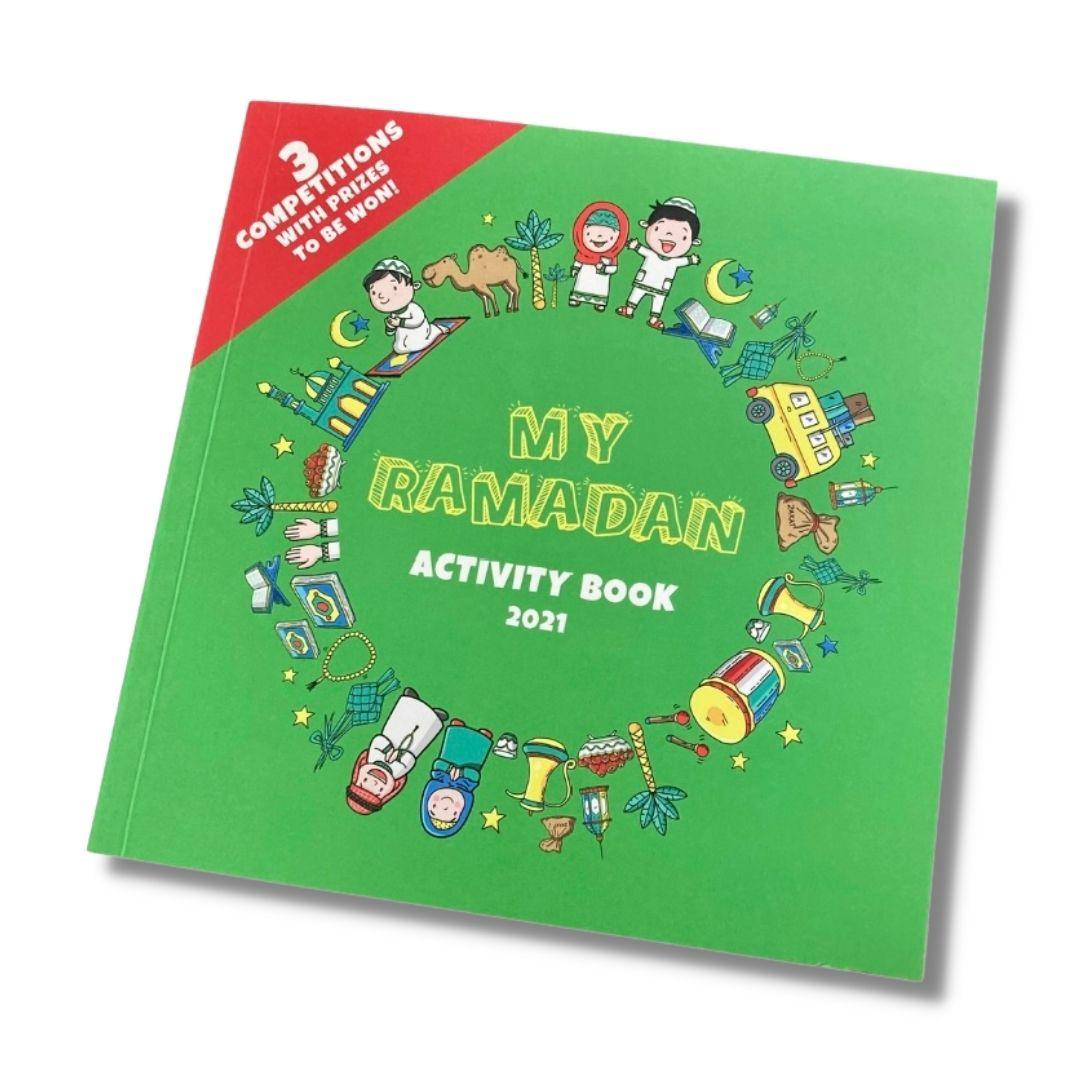 SKT WELFARE, THE DATE PROJECT, RAMADAN ACTIVITY BOOK, ISLAMIC CHILDRENS BOOKS, MUSLIM CHILDRENS BOOK, RAMADAN CRAFT,